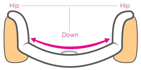 Glide hüvelyi szonda